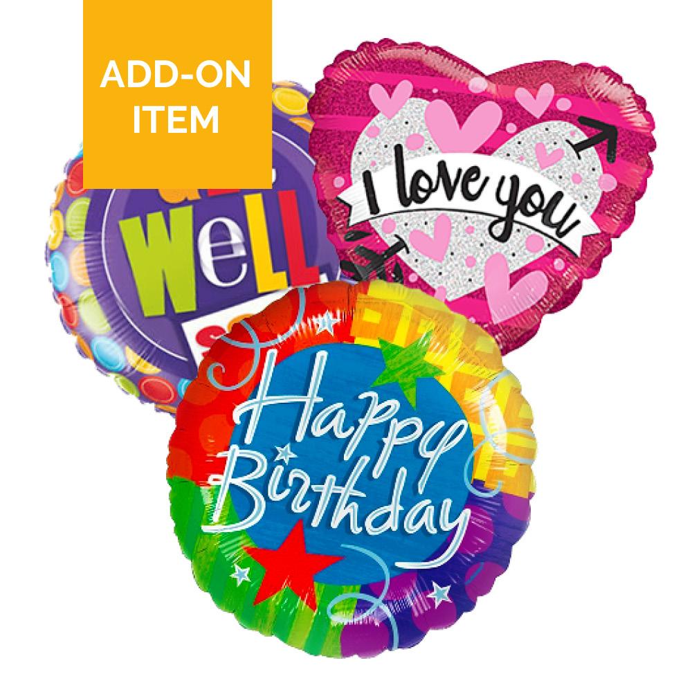 Add-On-Balloon